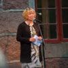 Franzisca Aarflot leder ved Fossekleiva kultursenter