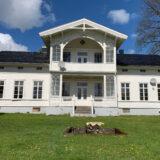 Et staselig hovedhus
